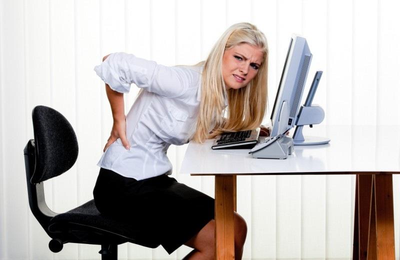 Dân văn phòng và những căn bệnh dễ dàng mắc phải 1