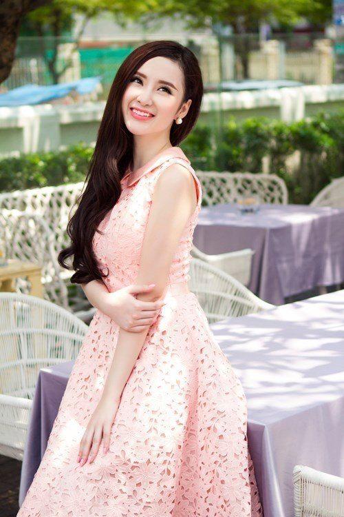 Để tóc dài đẹp quyến rũ như sao Việt 7