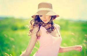 Giúp nàng chọn mũ đẹp sành điệu cho những ngày hè