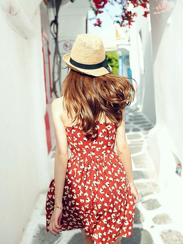Giúp nàng chọn mũ đẹp sành điệu cho những ngày hè 8