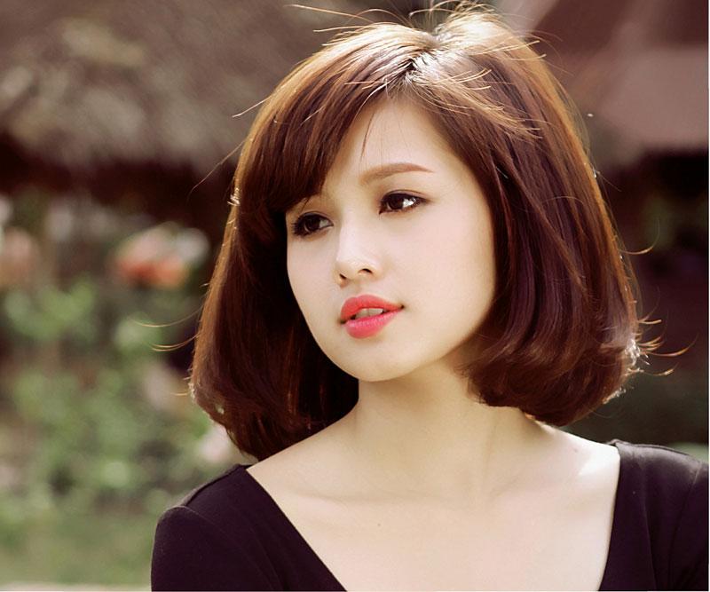 Ngắm nhìn sao việt đẹp và  trẻ trung với mái tóc ngắn 2