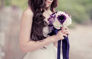 Những mẫu hoa cưới cầm tay đẹp cho cô dâu thêm nổi bật