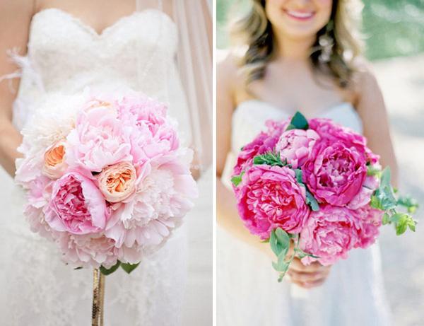 Những mẫu hoa cưới cầm tay đẹp cho cô dâu thêm nổi bật 4