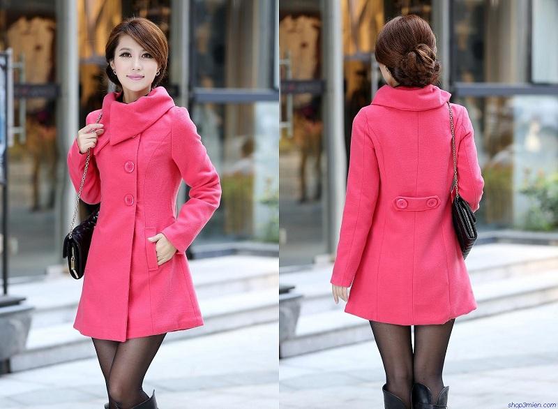 Những trang phục giúp bạn xinh đẹp và ấm áp trong mùa đông 1