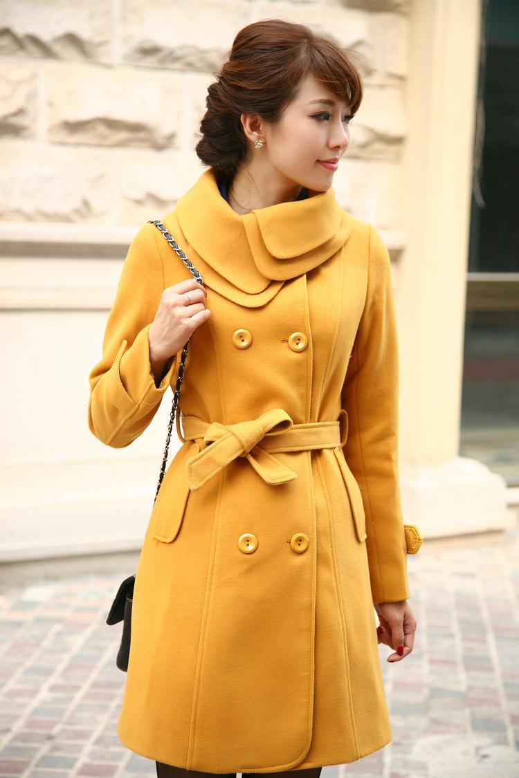 Những trang phục giúp bạn xinh đẹp và ấm áp trong mùa đông 2