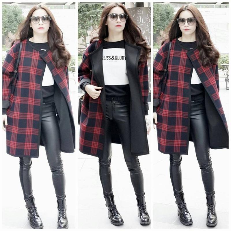 Những trang phục giúp bạn xinh đẹp và ấm áp trong mùa đông 5
