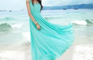 Váy maxi thời trang kinh điển không thể thiếu của phái đẹp 0