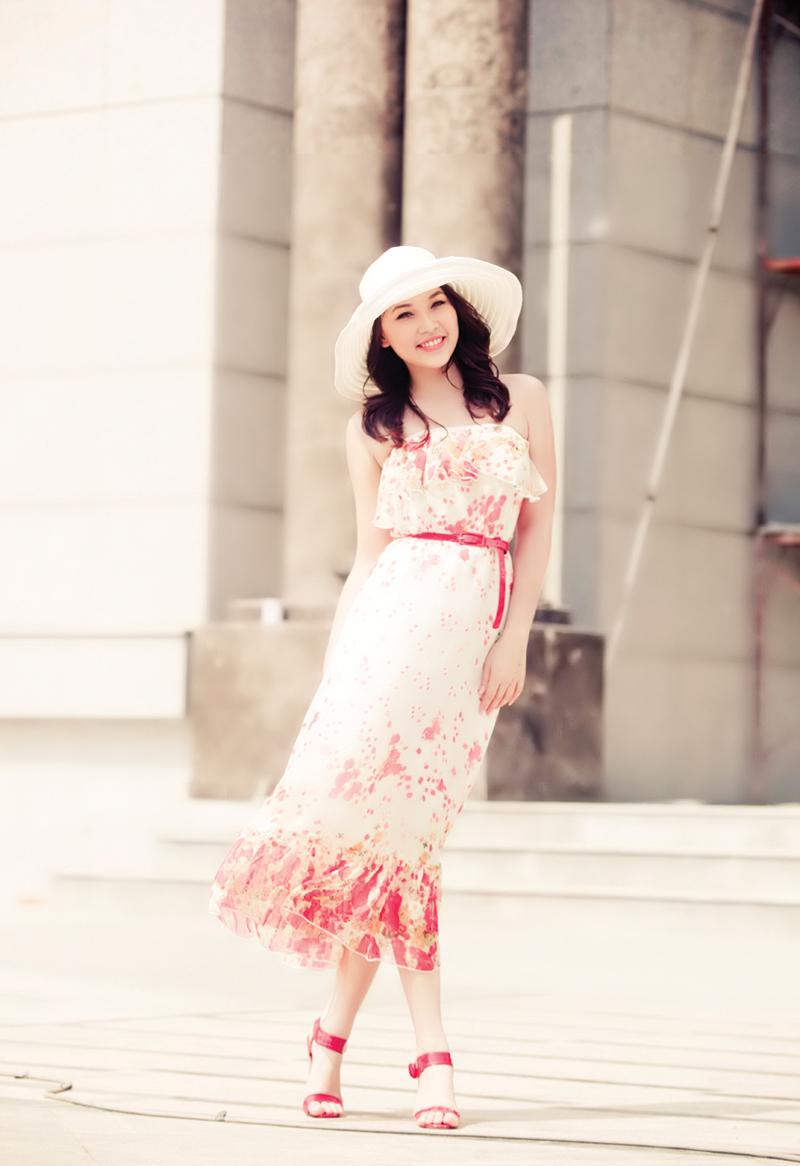 Váy maxi thời trang kinh điển không thể thiếu của phái đẹp 5