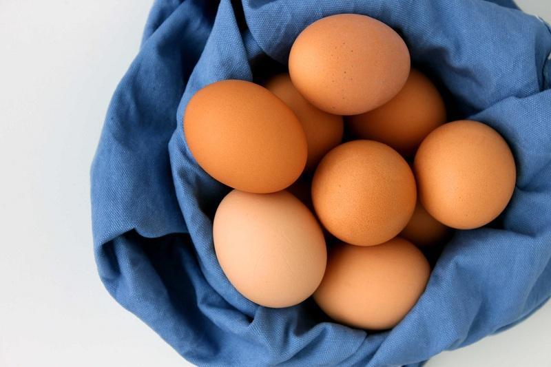 Đốt cháy mỡ bụng nhanh chóng trong 2 tuần với thực đơn từ trứng 8