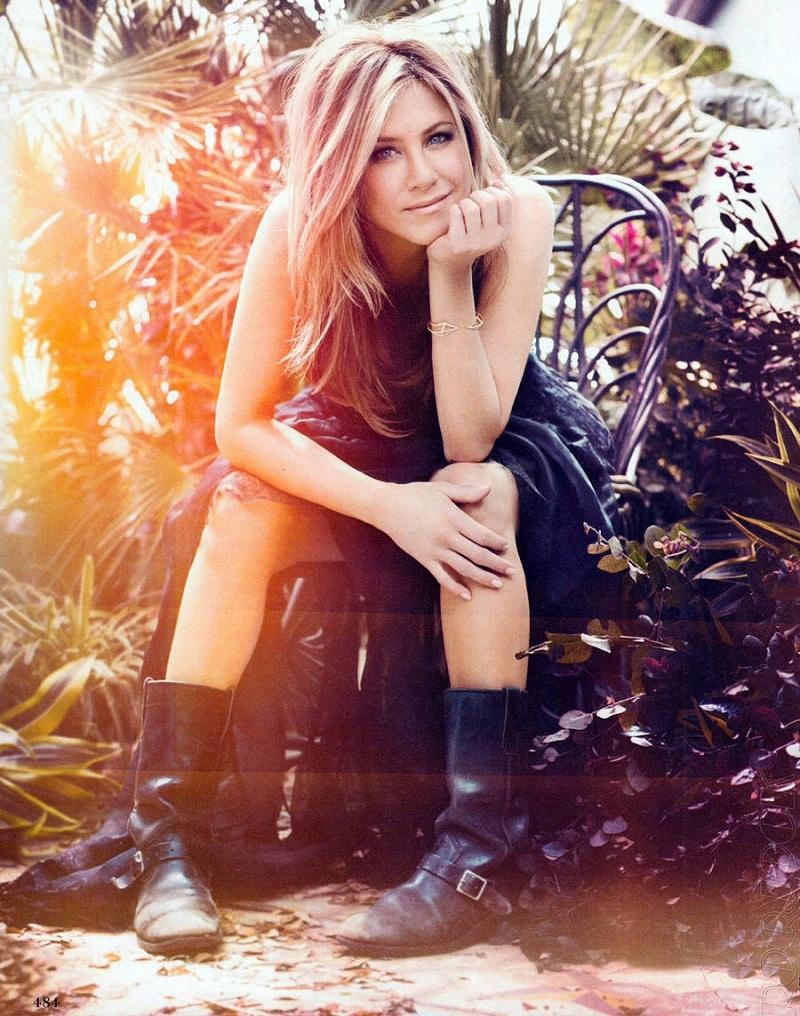 Jennifer Aniston chia sẻ bí quyết giúp cô giảm cân nhanh chóng 3