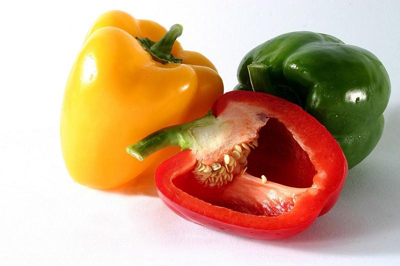 Mẹo hay từ ớt chuông giúp trị nám da và tàn nhang hiệu quả 3