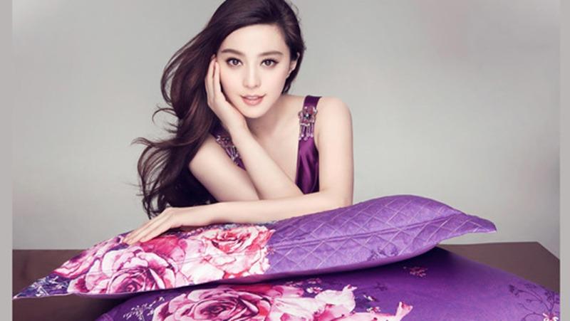 nhẹ nhàng quyến rũ hơn với những bộ váy áo màu tím1