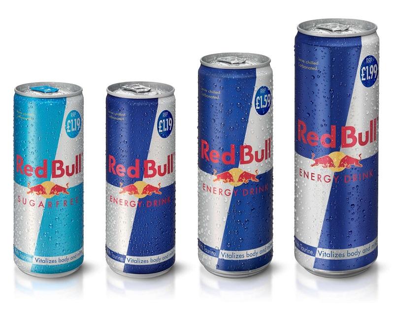 Red Bull và những tác hại mà bạn không ngờ tới 5