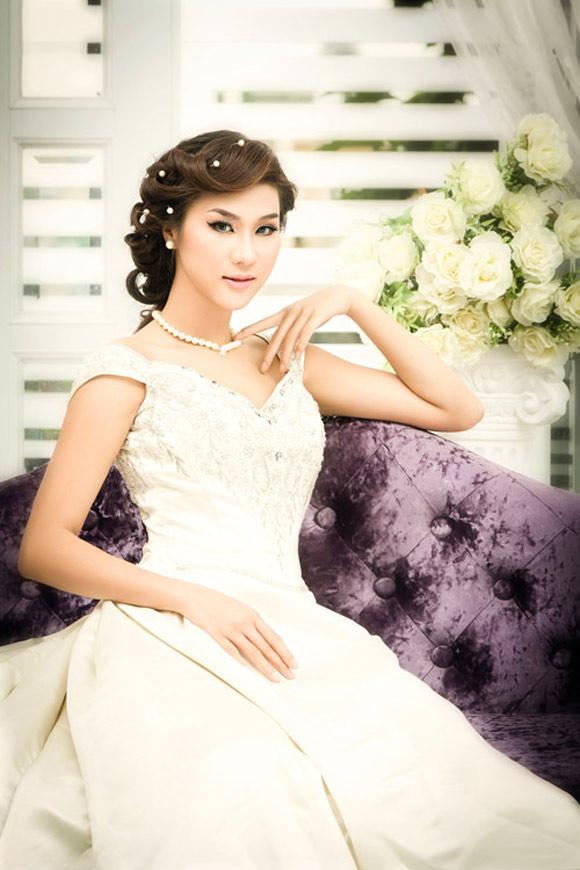 Chăm sóc làn da cho cô dâu rạng rỡ trong ngày cưới 4