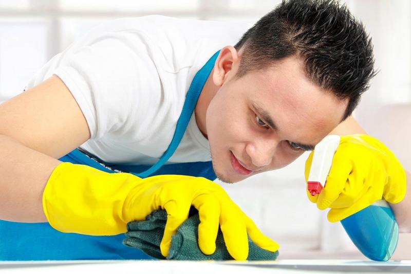 người đàn ông làm việc nhà mới là người đàn ông hấp dẫn nhất.