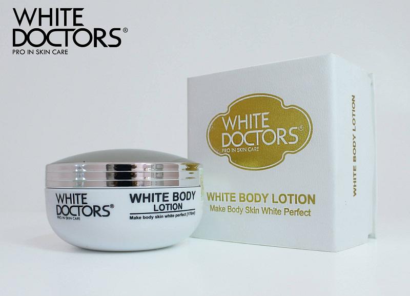 White Body Lotion 1