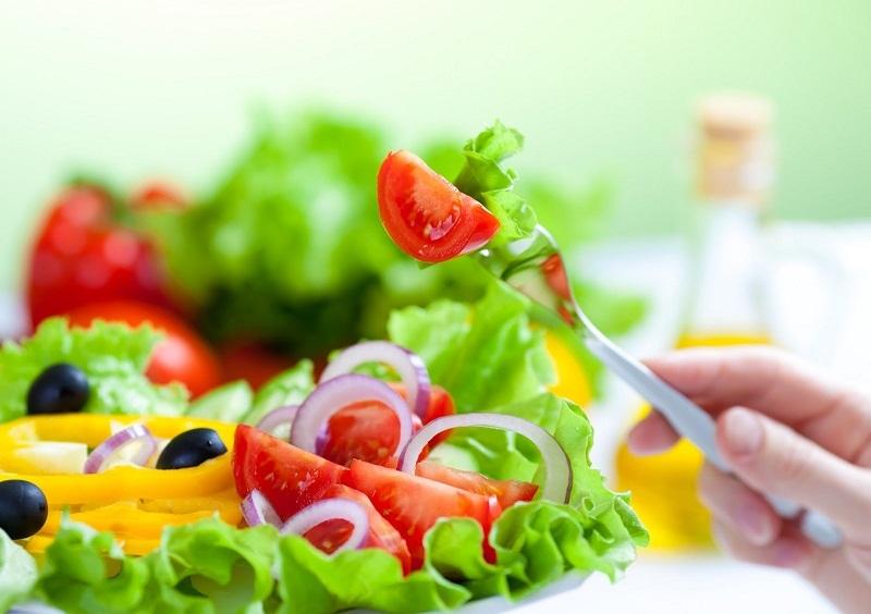 Ăn tối đúng cách giúp vùng bụng phẳng lì nhanh chóng 1
