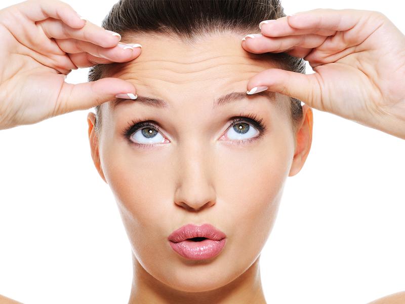 Bí quyết giúp loại bỏ những vết nhăn trên da nhanh chóng 3