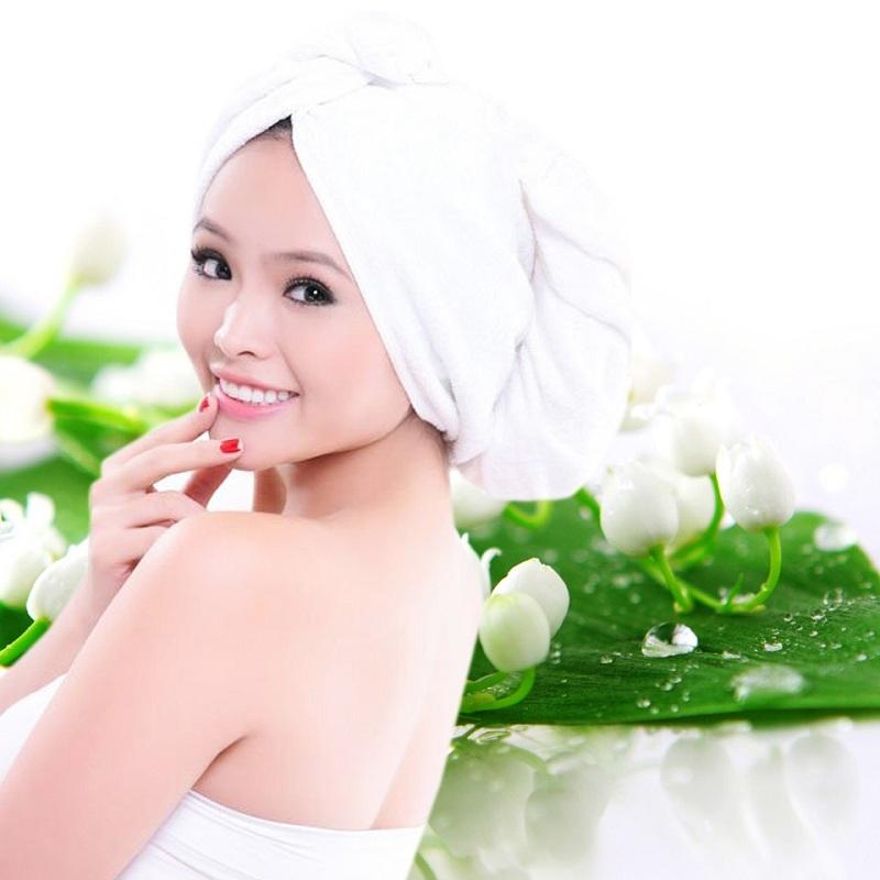 Lợi ích của việc tắm trắng có thể bạn chưa biết 1