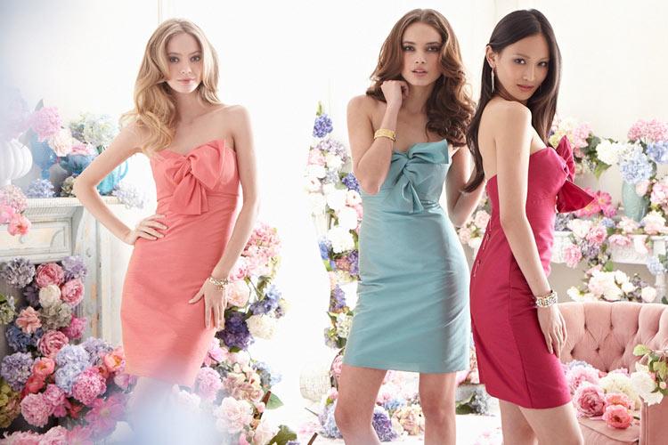 Mẹo hay giúp bạn chọn váy phù dâu đẹp và quyến rũ hơn 1