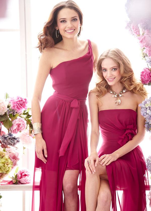 Mẹo hay giúp bạn chọn váy phù dâu đẹp và quyến rũ hơn 2