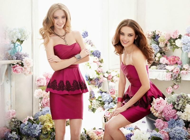 Mẹo hay giúp bạn chọn váy phù dâu đẹp và quyến rũ hơn 3