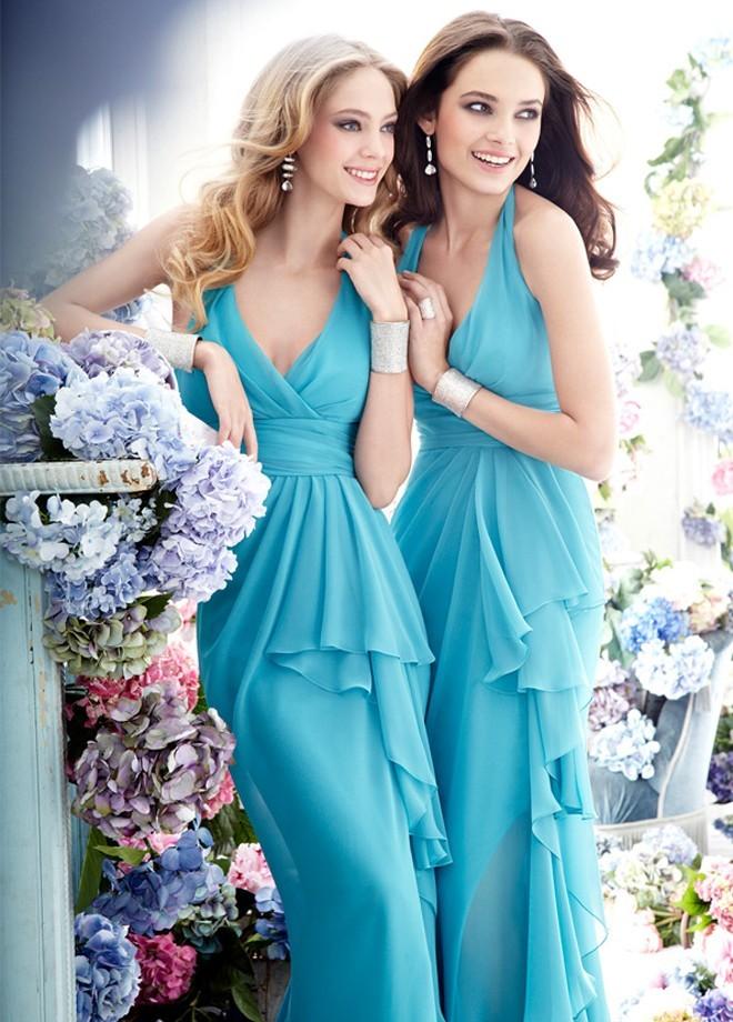 Mẹo hay giúp bạn chọn váy phù dâu đẹp và quyến rũ hơn 5