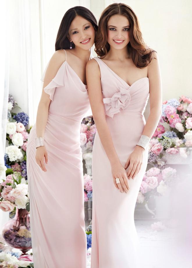 Mẹo hay giúp bạn chọn váy phù dâu đẹp và quyến rũ hơn 6