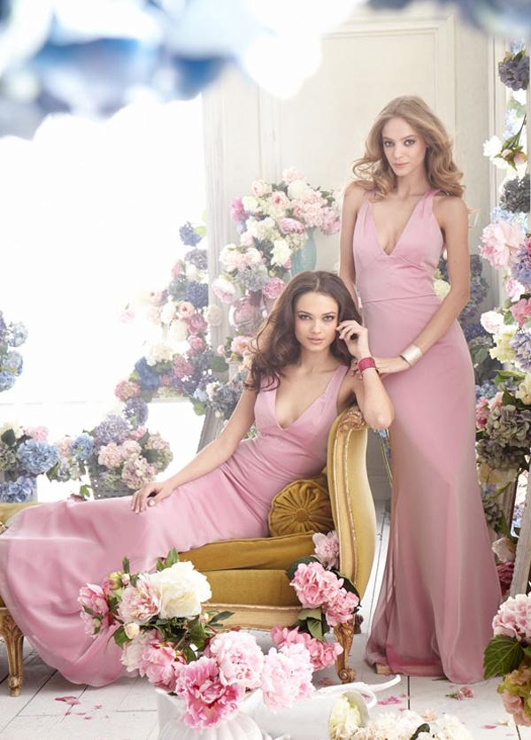 Mẹo hay giúp bạn chọn váy phù dâu đẹp và quyến rũ hơn 8