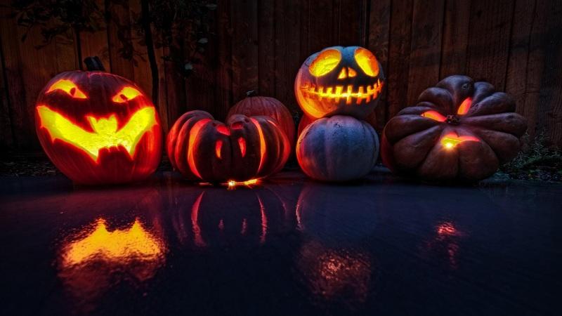 Những điểm thú vị để vui chơi trong ngày hội Halloween 1