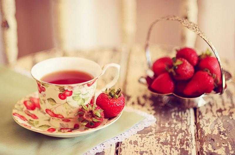 Áp dụng công thức uống trà để giảm cân sau sinh hiệu quả hơn 3