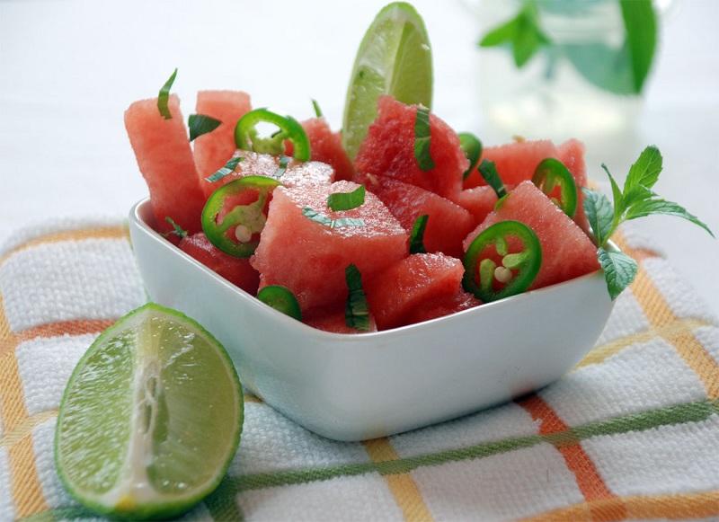 Giảm cân nhanh với thực đơn salad rau củ và trái cây 2
