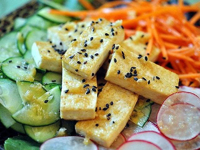 Giảm cân nhanh với thực đơn salad rau củ và trái cây 4