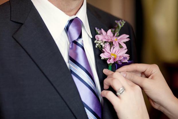 Mẹo hay để chọn hoa cài áo giúp chú rể ấn tượng hơn trong ngày cưới 7