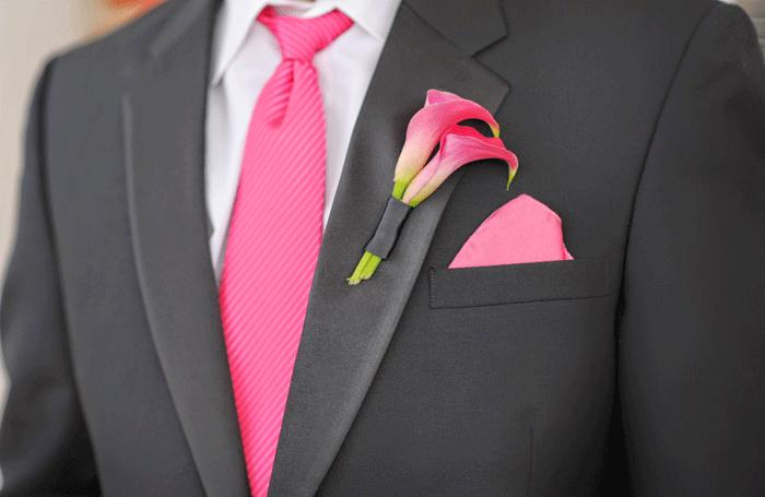 Mẹo hay để chọn hoa cài áo giúp chú rể ấn tượng hơn trong ngày cưới 8