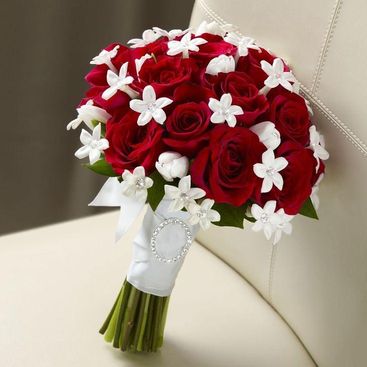 Những mẫu hoa cầm tay cô dâu tuyệt đẹp giúp ngày cưới thêm lãng mạng 2