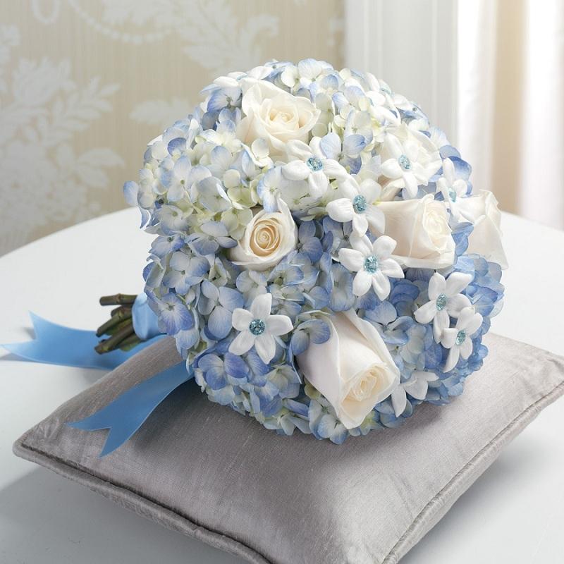 Những mẫu hoa cầm tay cô dâu tuyệt đẹp giúp ngày cưới thêm lãng mạng 5