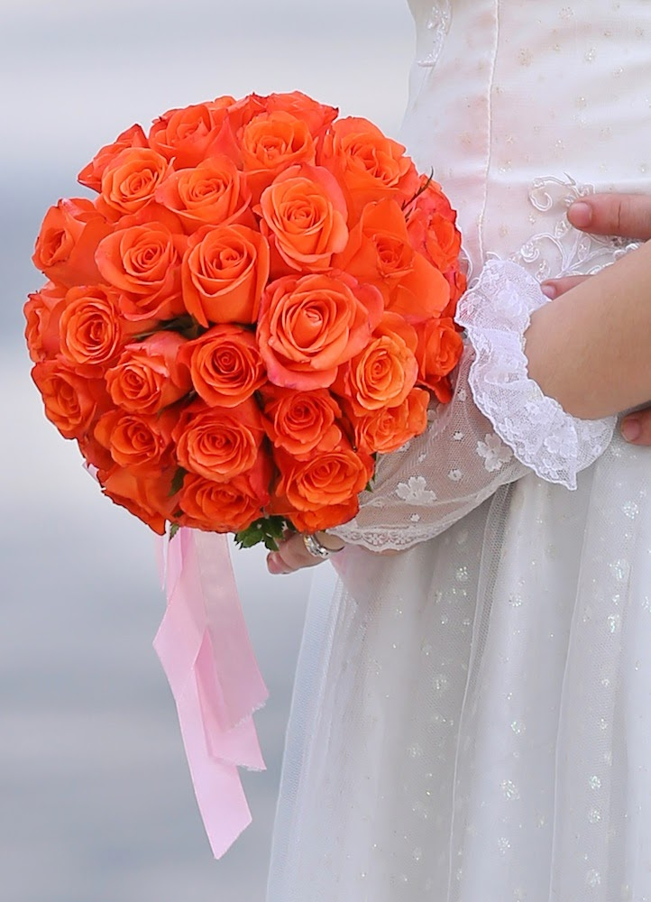 Những mẫu hoa cầm tay cô dâu tuyệt đẹp giúp ngày cưới thêm lãng mạng 6