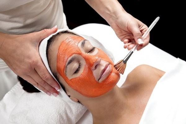 Cải thiện da bằng đắp mặt nạ củ cải đỏ 4