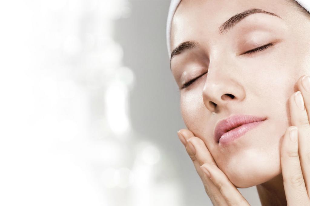 Mẹo đơn giản làm căng da mặt đẹp tự nhiên 5