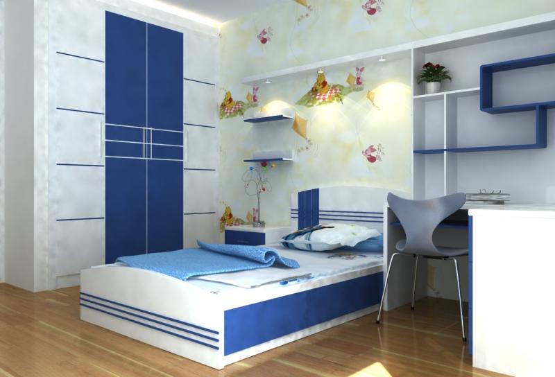 trang trí phòng ngủ cho trẻ thế nào thì hợp lý
