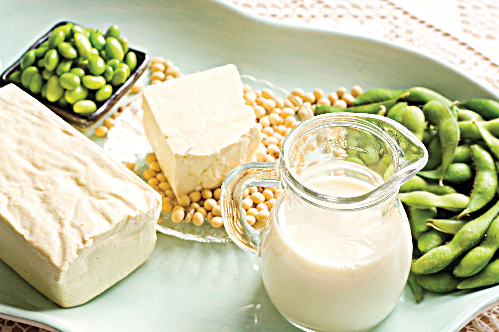 Kết quả hình ảnh cho Thực phẩm từ đậu nành