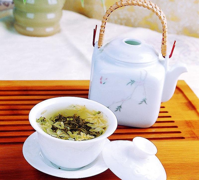 làm đẹp dáng khỏe từ trà hoa nhài