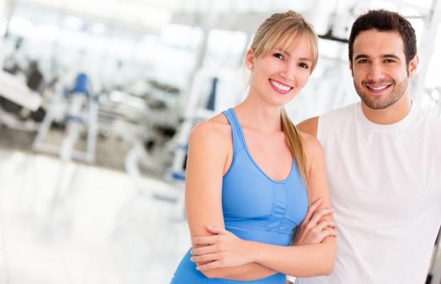 Tập tạ đúng cách giúp giảm cân nhanh