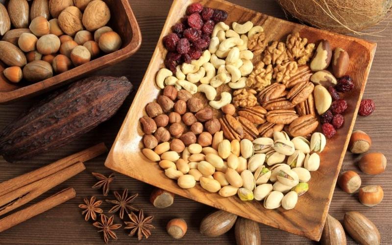Các loại hạt có thể ngăn cholesterol xấu