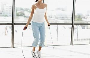 Nhảy dây giúp giảm béo hiệu quả