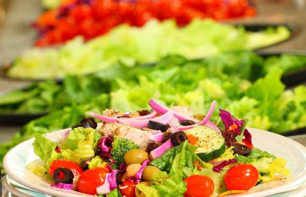 Bũa ăn lành mạnh giúp giảm cân an toàn