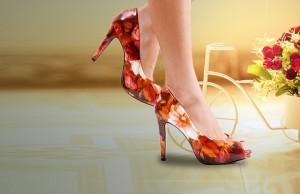 Những đôi giày búp bê cao gót tôn rõ nét duyên con gái bạn nên sắm 0