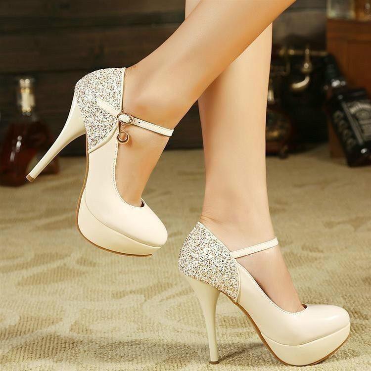 Những đôi giày búp bê cao gót tôn rõ nét duyên con gái bạn nên sắm 4