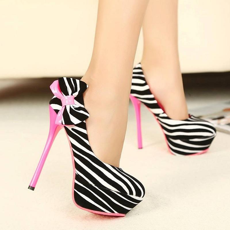 Những đôi giày búp bê cao gót tôn rõ nét duyên con gái bạn nên sắm 5